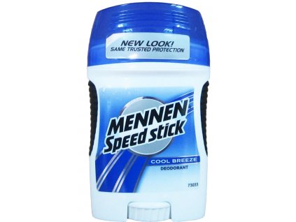 Mennen Speed Stick Cool Breeze tuhý deodorant 60g