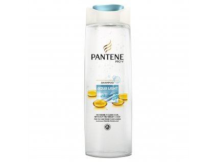 pantene aqua light sampon 400 ml