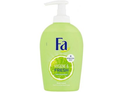 Fa Hygiene & Fresh Lime antibakteriálne tekuté mydlo 250 ml