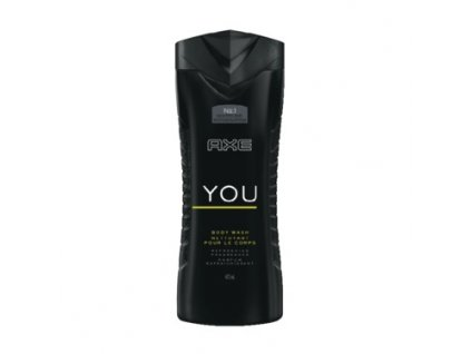 AXE YOU Bodywash sprchový gél 400ml