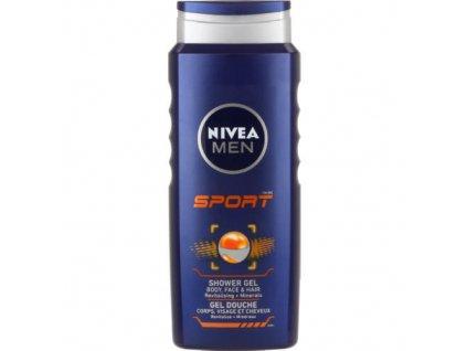 Nivea Men Sport sprchový gél 500ml