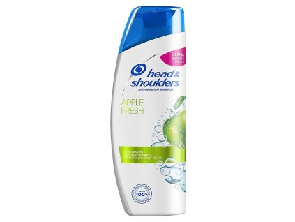Head & Shoulders Apple Fresh šampón proti lupinám 400ml