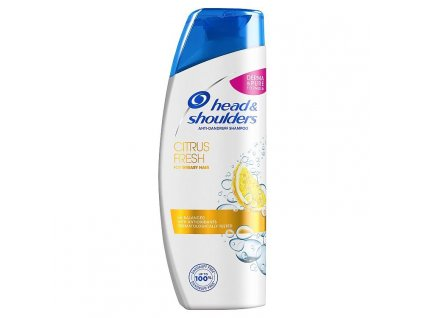 Head & Shoulders Citrus Fresh šampón 400ml