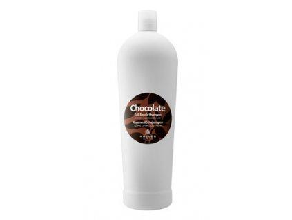 Kallos (chocolate) čokoládový regeneračný šampón 1000 ml