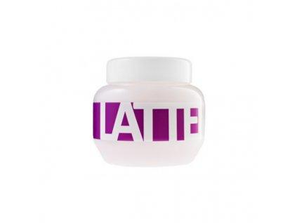 Kallos Latte maska pre poškodené, chemicky ošetrené vlasy 800 ml