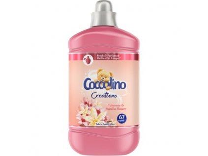 Coccolino Tuberose & Vanilla aviváž 1,68l 67PD