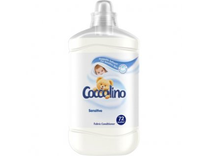 Coccolino Sensitive aviváž 1,8l 72PD
