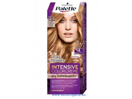 Palette Intensive Color Creme 9 554