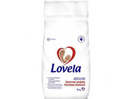 Lovela Color prášok na pranie 5kg 40PD