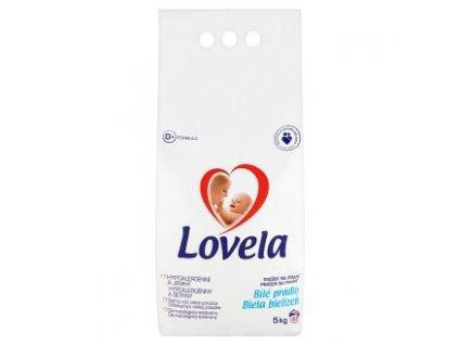 Lovela White prášok na pranie 5kg 40PD