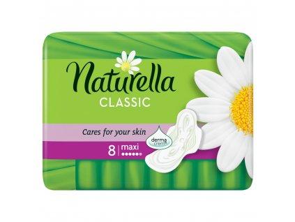 Naturella Classic Maxi hygienické vložky 8ks