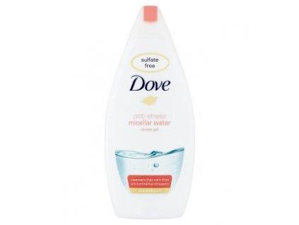 Dove Anti Stress Micellar Water sprchový gél 500ml