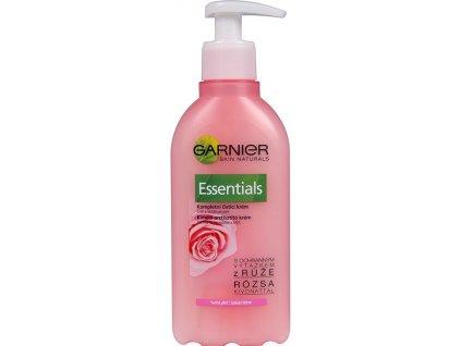 Garnier Essential čistiaci gél pre citlivú pokožku 200 ml