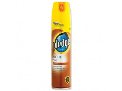 Pledge Wood Classic 250ml
