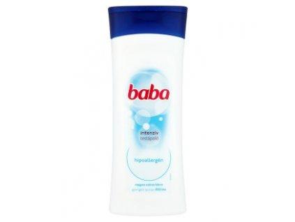 Baba Intensive telové mlieko 400ml