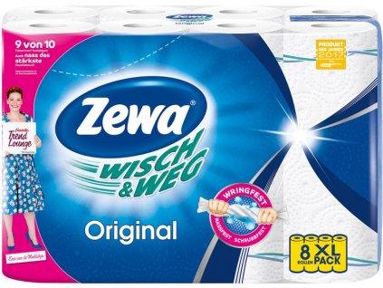 Zewa Wisch&Weg Original kuchinské utierky 8ks