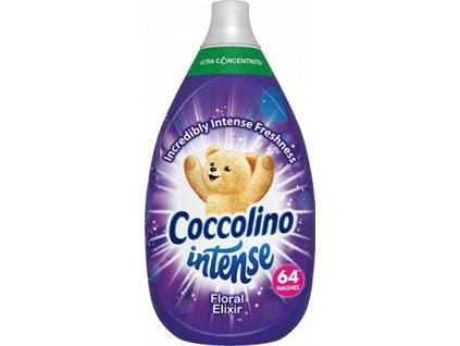 Coccolino Intense Floral Elixir ultrakoncentrát aviváž 64 praní 960ml