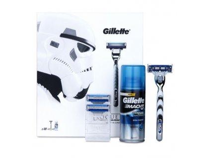 Gillette Mach3 Turbo darčekový set