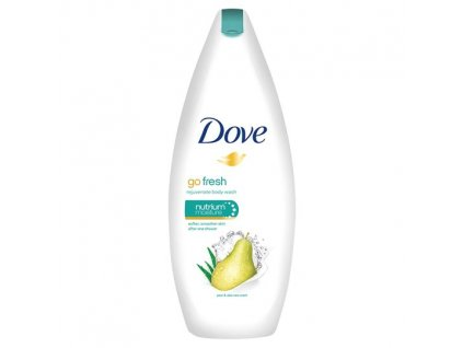 Dove Go fresh Pear&Aloe Vera sprchový gél 250ml