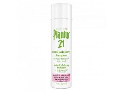 Plantur 21 Nutri kofeínový šampón 250 ml
