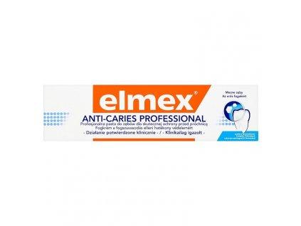 Elmex Professional Anti Carries zubná pasta 75ml