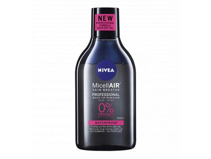 Nivea MicellAIR Waterproof micelárna voda 400ml