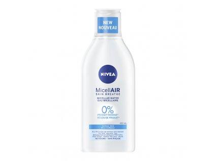 Nivea MicellAIR Normal Skin Breathe micelárna voda 400ml