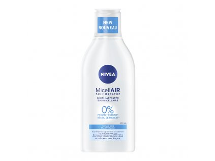Nivea MicellAIR Normal Skin Breathe micelárna voda 400ml