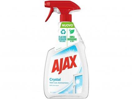 Ajax Super Effect čistič skla s alkoholom 500ml