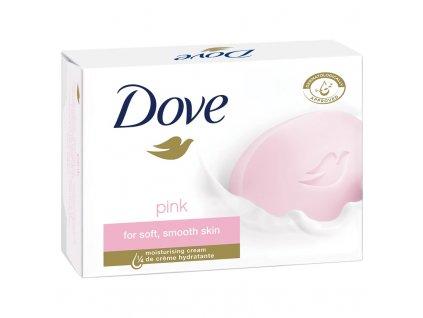 Dove mydlo tuhé pink 100g