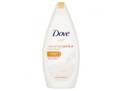 Dove Care & Oil sprchový gél 500ml