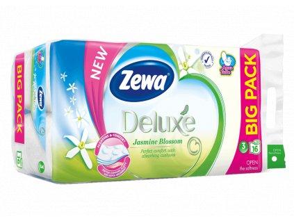 Zewa Deluxe Jasmine Blossom toaletný papier 16ks