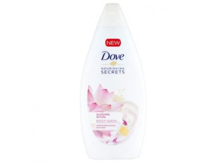 Dove Glowing Ritual sprchový gél 500ml