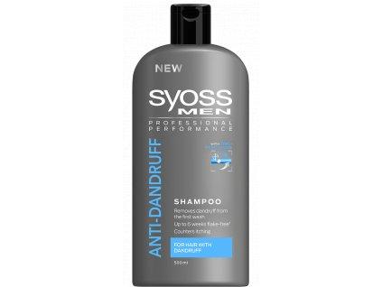 Syoss Men Anti Dandruff šampon 500ml