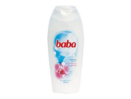 Baba Orchidea & mlieko sprchový gél 400ml