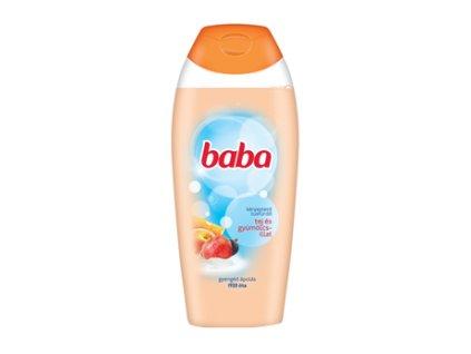 Baba Mlieko a ovocie sprchový gél 400ml