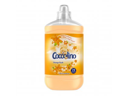 Coccolino Orange Rush aviváž 1,8l 72PD
