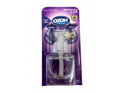 Ozon Levander & Vanilla náplň do elektronického osviežovača 19ml