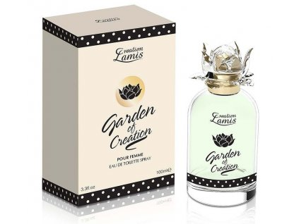 Creation Lamis Garden of Creation EDP 95ml (alternatíva Dolce Gabbana Dolce)