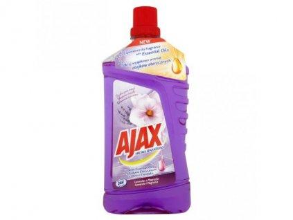 AJAX Levander & Magnolia čistiaci prostriedok na podlahy 1l