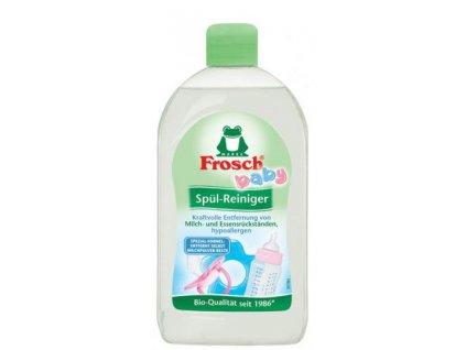 FROSCH BABY prostriedok na čistenie kojeneckých fliaš a cumlíkov 500ml