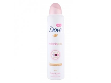 vyr 8094dove invisible care 48h antiperspirant pre zeny 250 ml 227813