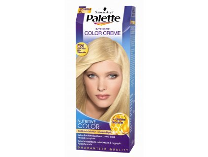 Palette Intensive Color Creme E20
