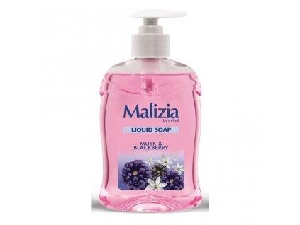 Malizia Musk & Blackberry tekuté mydlo 300ml