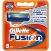 gillette fusion cepielky 5ks