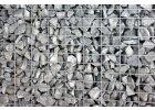 Gabionová stěna tl. 20 cm