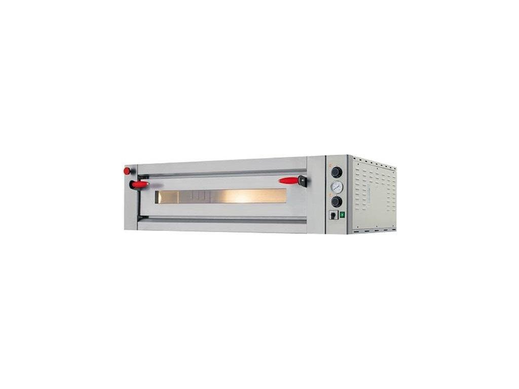Pizza pec elektrická - 4x ø34 cm