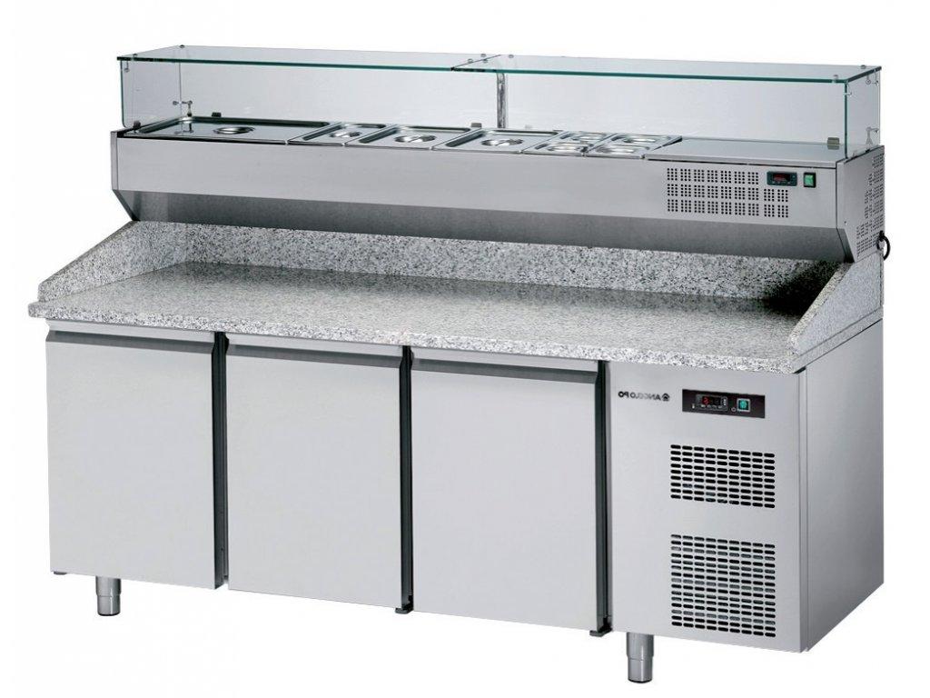 Chladiaci stôl 216x80x156 cm