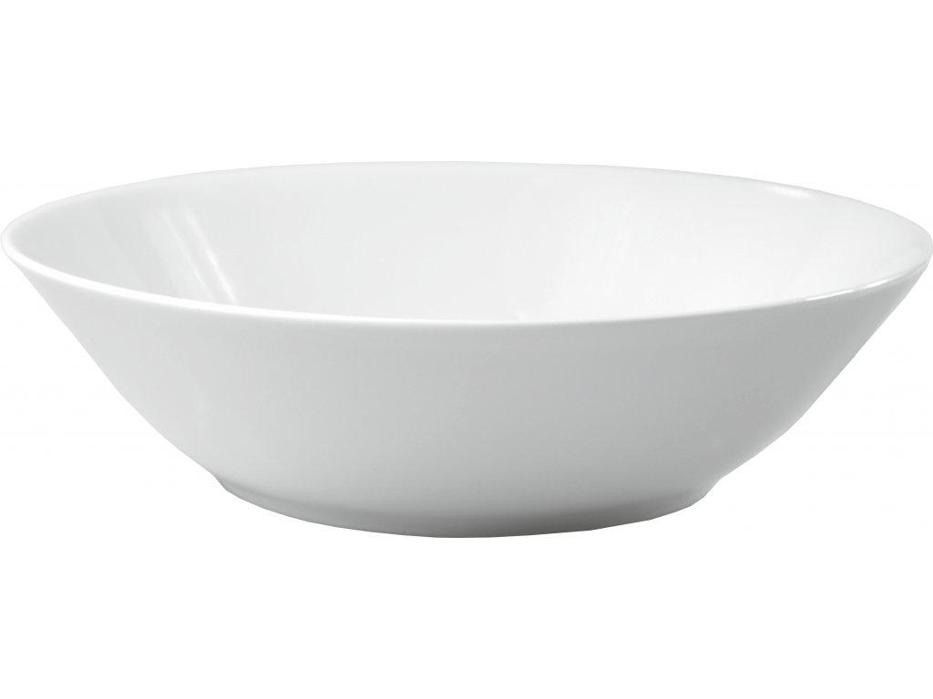 """Misa """"HOTEL"""" na šalát porcelánová Ø 23 cm"""