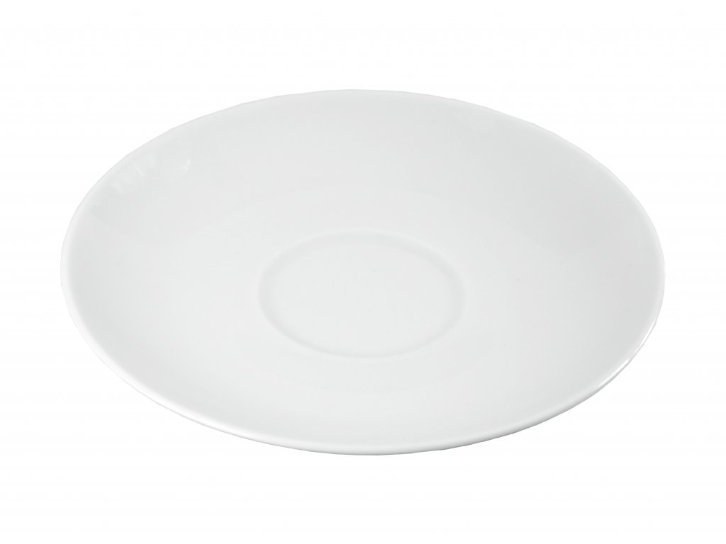 """Podšálka """"HOTEL"""" porcelánová Ø 15,7 cm"""